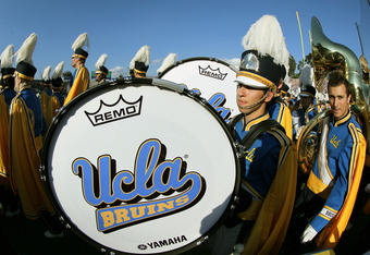 UCLA could be playing Mendenhall's tune.