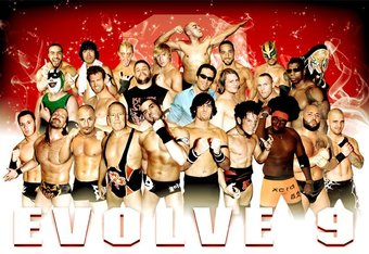 EVOLVE has become a hotbed of independent wrestling talent in the US