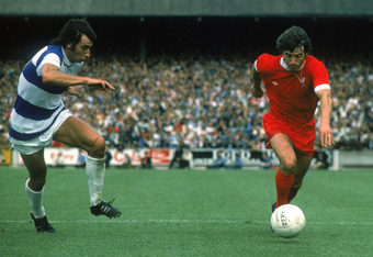 Paisley replaced Keegan with Dalglish to keep the titles coming.
