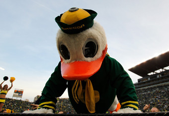 While out of Title consideration, Oregon can still clinch a spot in the Rose Bowl with a win on Saturday
