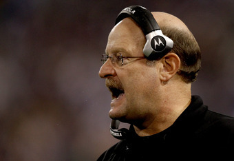 The Vikings still owe Brad Childress more than $6 million through next year.