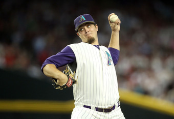 Wade Miley could be back in the rotation in 2012.