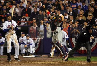 Carlos Beltran taking strike three was the beginning of the end for a Mets franchise that has become a laughing stock in proffesional sports.