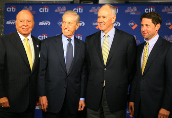 Poor Sandy Alderson had no idea what he was getting into when he signed as the Mets GM in October of 2010. However by selling the Wilpons lies, he has stained a productive career.
