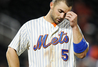 David Wright remains in New York as their lone star on offense.