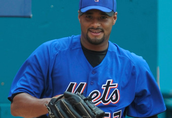 If Johan Santana can return to Cy Young form then maybe next season won't be quite as bleak for the Mets
