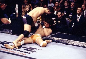 My Third Fight In The UFC