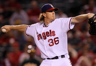 Angel fans can thank Jered Weaver for helping to make Albert's arrival possible.