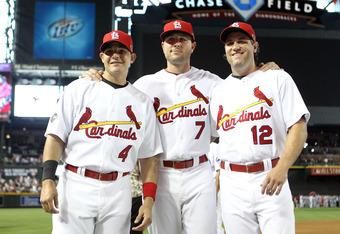 Molina, Holliday, and Berkman can still provide a bright future in STL.