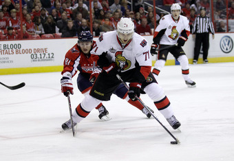 Nick Foligno scored a highlight-reel goal against the Capitals which displayed his patience, and the Caps sorrow defense.