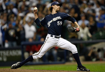 John Axford has become one of the best closers in baseball