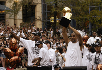 The Spurs are living proof that well-managed teams in smaller markets can and do win championships.