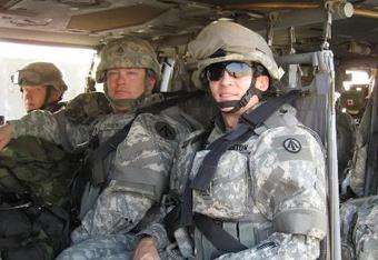 Lt. Col. Sam Houston USMA'87 (US Army)