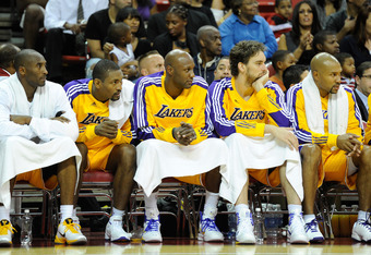 The Lakers' sideline may have looked far different had the trade not been vetoed.