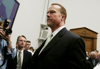 Mark McGwire was famously tight lipped in front of congress in March of 2005.