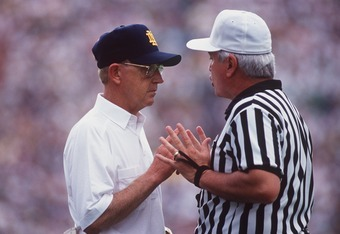 Before Holtz got the Notre Dame job he was the head coach at Arkansas.
