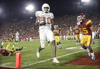 After Texas'thrilling victory over USC, every BCS champion has came from the SEC