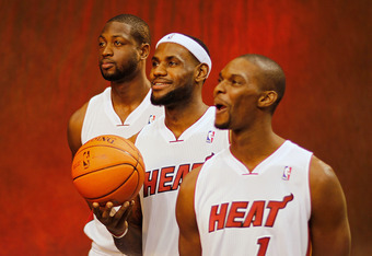 They smile, Cleveland pukes.
