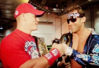 Broskis: John Cena and Zack Ryder