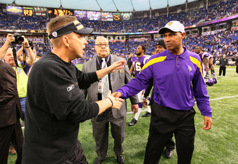Leslie Frazier. In over his head as Coach