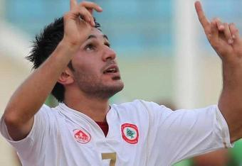 Hassan Maatouk netted two goals against Kuwait