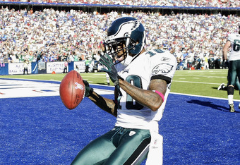 DeSean Jackson has spent more time sulking than catching touchdowns in 2011