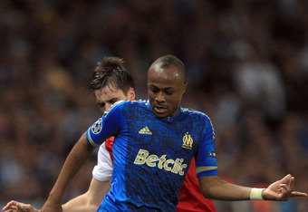 The loss of Andre Ayew will make Marsaille's push to get back to the top much more difficult
