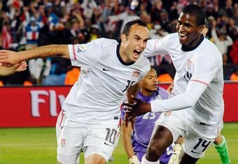 Donovan's goal against Algeria is one of U.S. Soccer's greatest moments