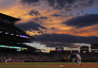 Coors Field could be a future site for the NHL Winter Classic