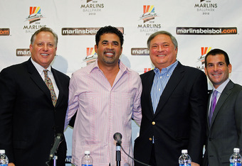 With a new stadium and manager, the Miami Marlins went all out in free agency this off season.