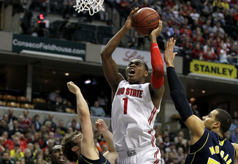 Deshaun Thomas is just as capable of taking over a game as Jared Sullinger