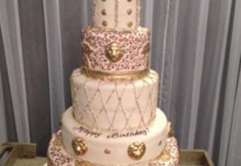 The Cake LBJ Used