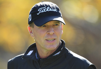 Steve Stricker is still looking for that first major title