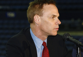 Scott Howson - GM of the Blue Jackets
