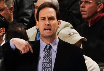 Scott Arniel - Head Coach of the Blue Jackets