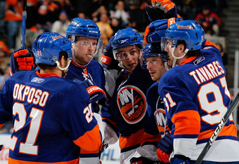 Kyle Okposo, Josh Bailey and Frans Nielsen are three more young players whose talents have yet to be tapped fully to reach their potential.