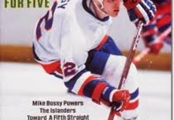 Perhaps the greatest goal-scorer in NHL history, Mike Bossy was a vital part of a sports dynasty the won a record 19-straight postseason series.
