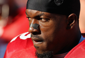 Patrick Willis is the heart of the 49ers defense