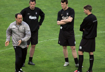 Benitez brought in new ideas to a rigid squad