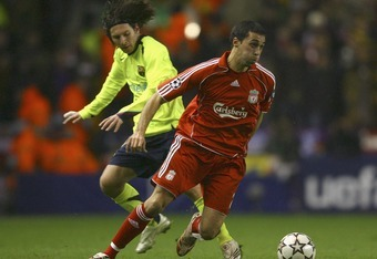 When Messi was tamed by Liverpool....twice
