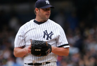 Roger Clemens' career numbers dwarf those of Schilling but he seems unlikely to make the Hall of Fame next year.
