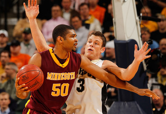 Ralph Sampson III will need to have a big game for the Gophers to have any chance