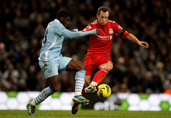 Charlie Adam will have to be disciplined and quick in possession in a defensive role