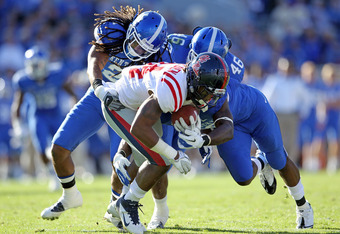 Kentucky's 2011 linebacker corps was by far the strongest part of the team.