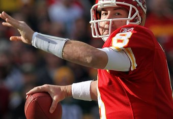 Kyle Orton helps the Chiefs end the Packers perfect season