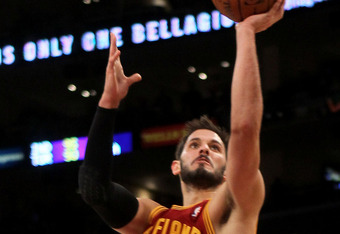 Omri Casspi has finally shown signs of life with the Cavs.