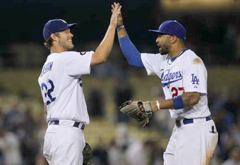 Clayton Kershaw (left) and Matt Kemp (right) are the perfect one-two punch for new ownership to market and build around.