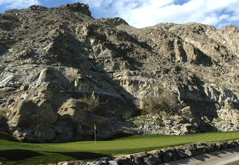 PGA West -- Mountains in play