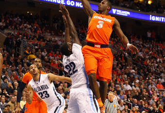 Dion Waiters has shown that even as the leading scorer, he does not need to start in order to be content within Boeheim's system.