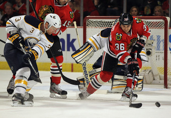 Dave Bolland has recently showcased his toughness and physicality on the ice.